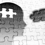 認知症高齢者の脳