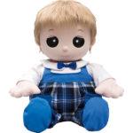 おしゃべり人形型ぬいぐるみ
